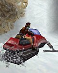 Lara gets her first vehicles in TR2