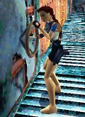 Lara gets a few costume changes in TR2